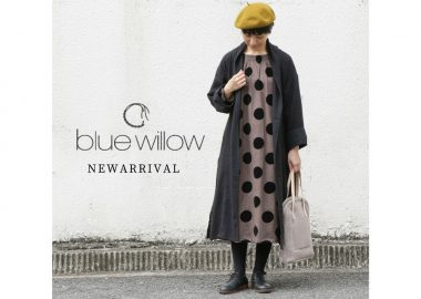 blue willow ブルーウィロー NEWARRIVAL
